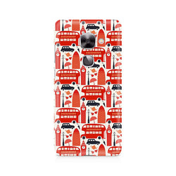 Ek Number Travel In London Premium Printed Case For LeEco Le 2