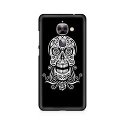 Ek Number Tribal Skull Premium Printed Case For LeEco Le 2