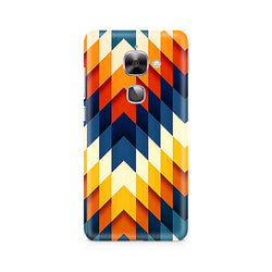 Ek Number Up or Down Premium Printed Case For LeEco Le 2