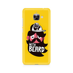 Ek Number Up With Beard Premium Printed Case For LeEco Le 2