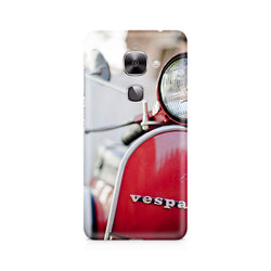 Ek Number Vespa Front Premium Printed Case For LeEco Le 2