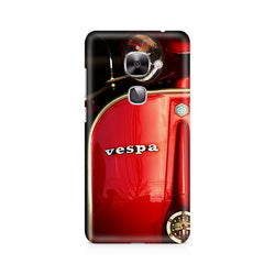 Ek Number Vespa Premium Printed Case For LeEco Le 2