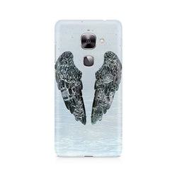 Ek Number WIngs of Terror Premium Printed Case For LeEco Le 2