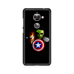 Ek Number Avengers Premium Printed Case For LeEco Le 2