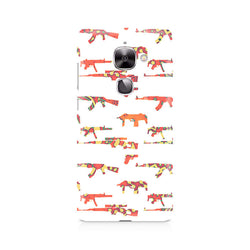 Ek Number Hue Gun Premium Printed Case For LeEco Le 2