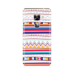 Ek Number Tribal pastels Premium Printed Case For LeEco Le 2