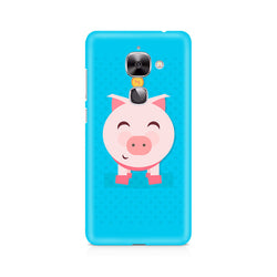 Ek Number Pig Money Premium Printed Case For LeEco Le 2