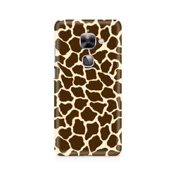 Ek Number Cheetah Print Premium Printed Case For LeEco Le 2