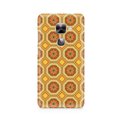Ek Number Tribal Ethnic Ornament Premium Printed Case For LeEco Le 2