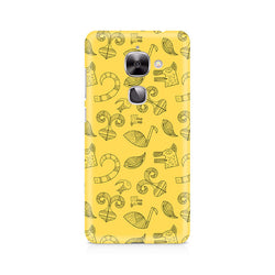 Ek Number Tribal Lifestyle Premium Printed Case For LeEco Le 2