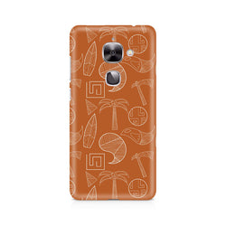 Ek Number Tribal Tools Premium Printed Case For LeEco Le 2