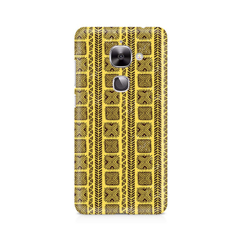 Ek Number Tribal Vintage Ethnic Pattern Premium Printed Case For LeEco Le 2
