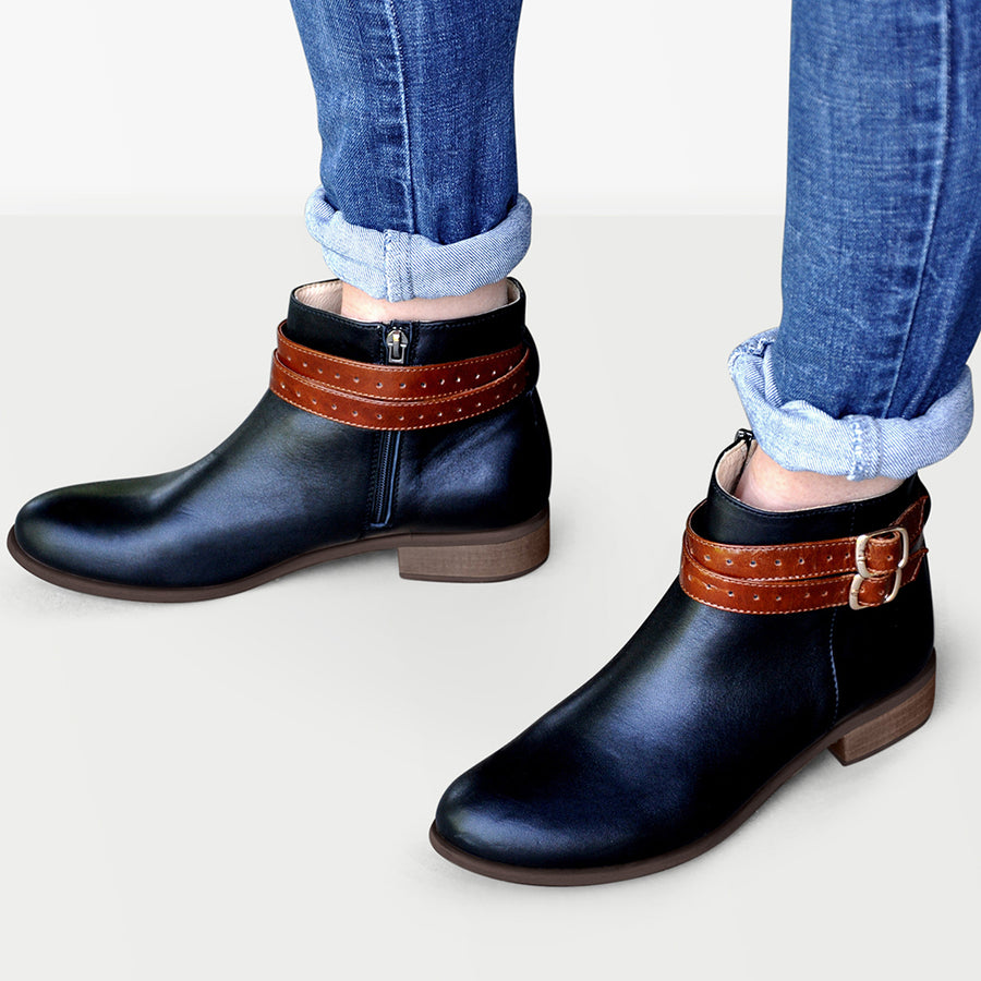 91b4be057c64b Create Your Own Boots, Custom Made Boots | Julia Bo - Womens Oxfords ...