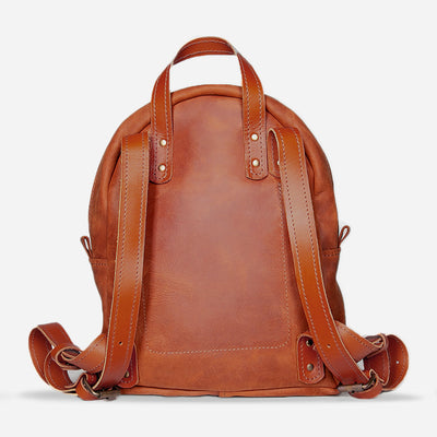Frankie  - Leather Backpack