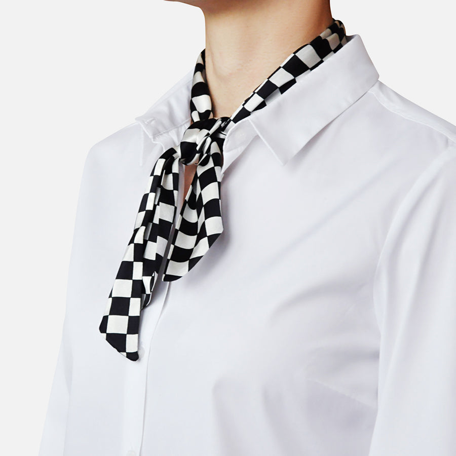Goal Flag - Silk Neckerchief