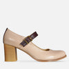 block heel mary jane pumps - Julia Bo