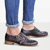monk strap shoes for women by Julia Bo