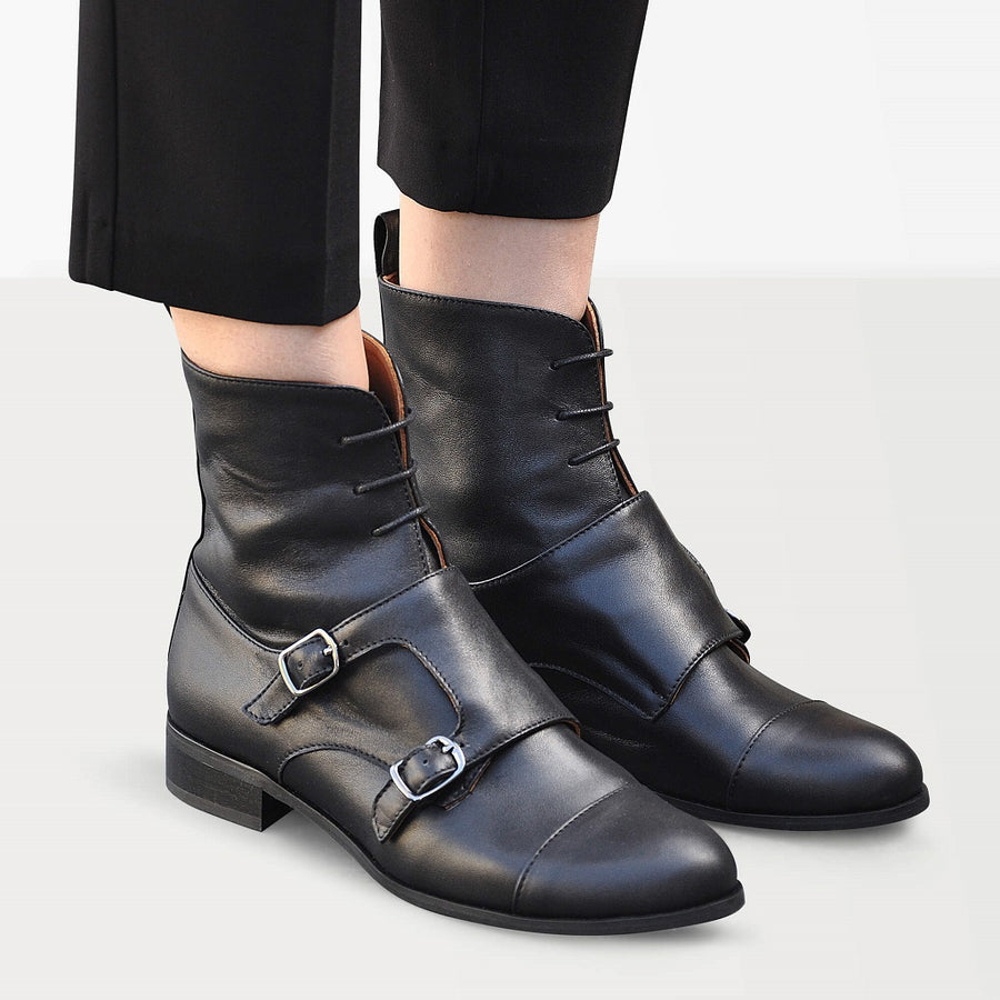 Bolton - Monk Boots