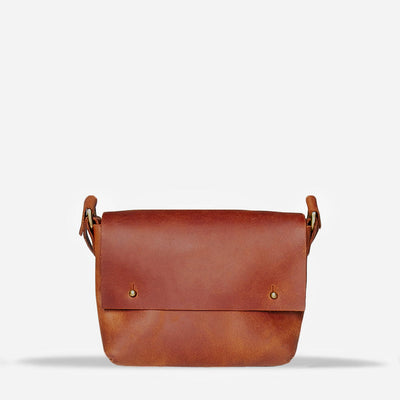 Leather Purse brown