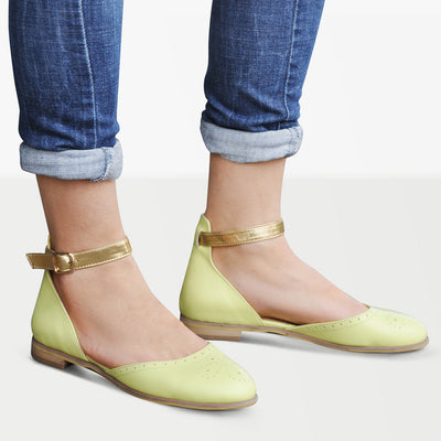Madeleine - Oxford Sandals
