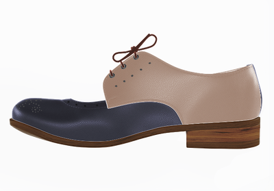 Florence - Cutout Oxfords