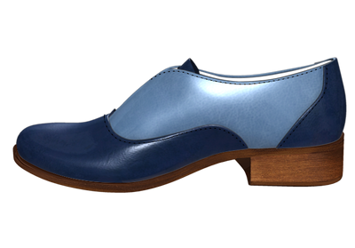 Pershing - Laceless Oxfords