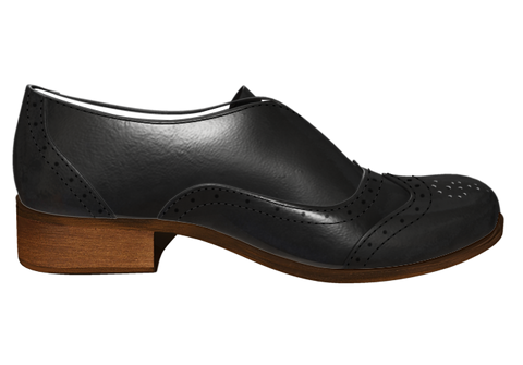 Pershing - Women's Laceless Oxfords