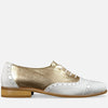 White oxford shoes for wedding