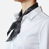 Classic Pattern Silk Neckerchief