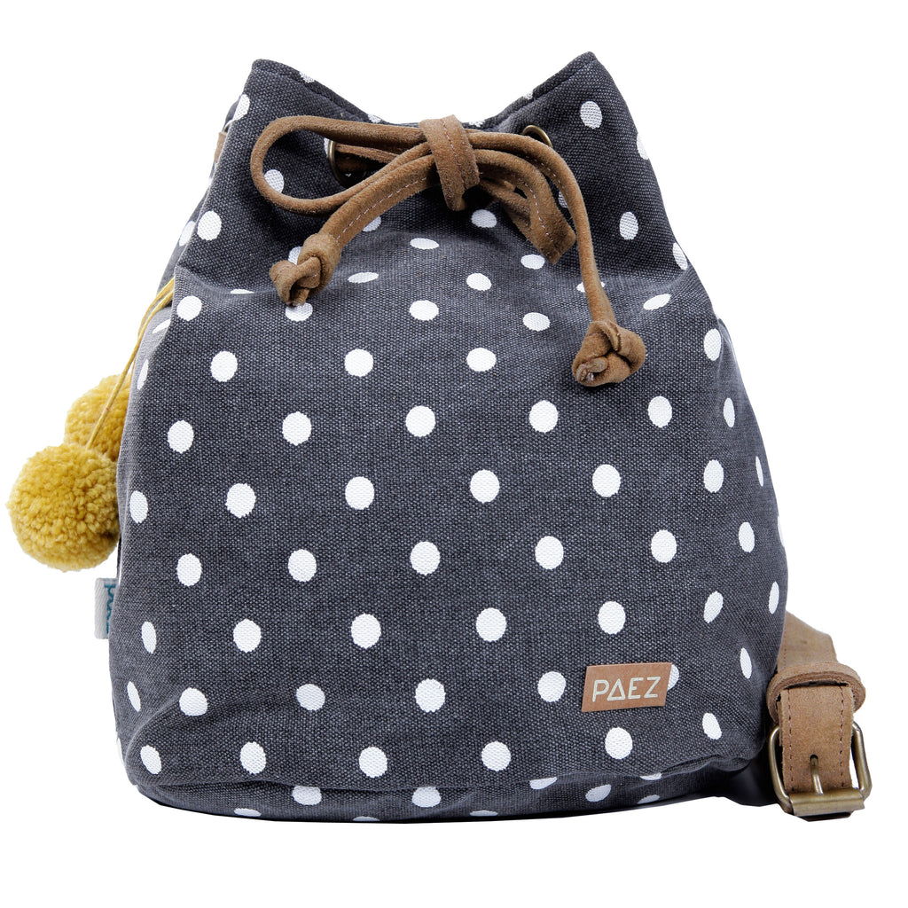 Bucket Bag Dots