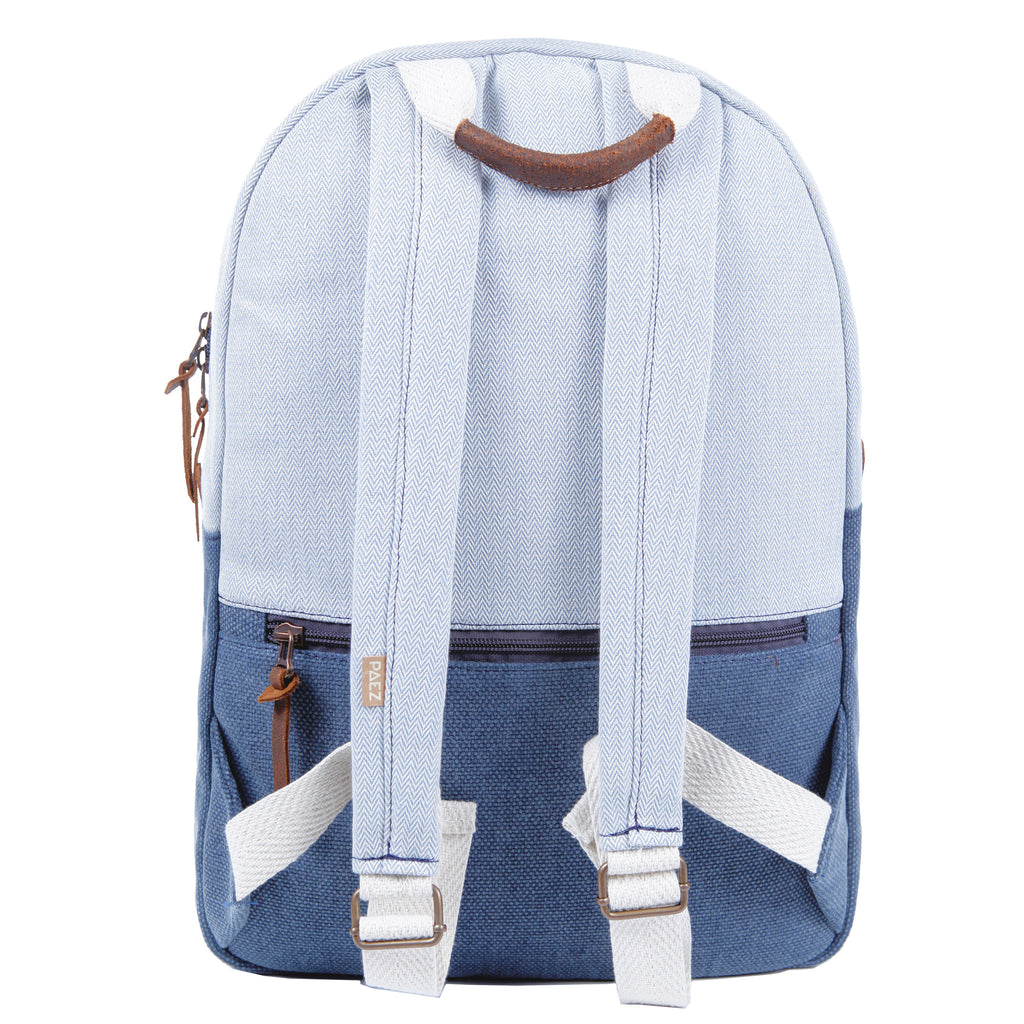 City Backpack Blue Moon