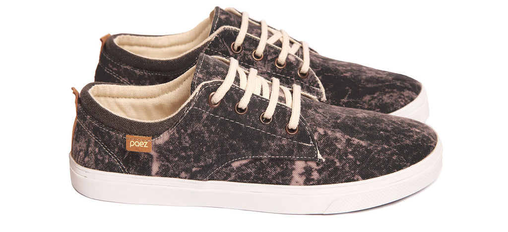 Sneaker Low Black Rock
