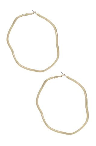 Large Abstract Hoops