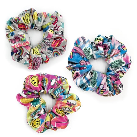 Trendy Velvet Scrunchies (various)