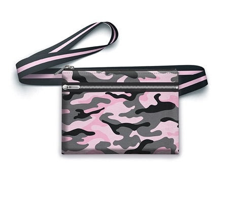 Pink Camo 3-in-1 Bag