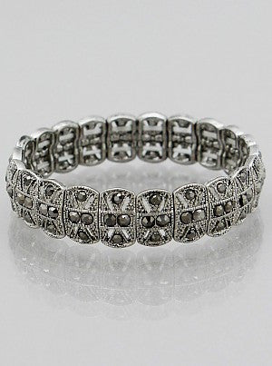 Antique CZ Bracelet
