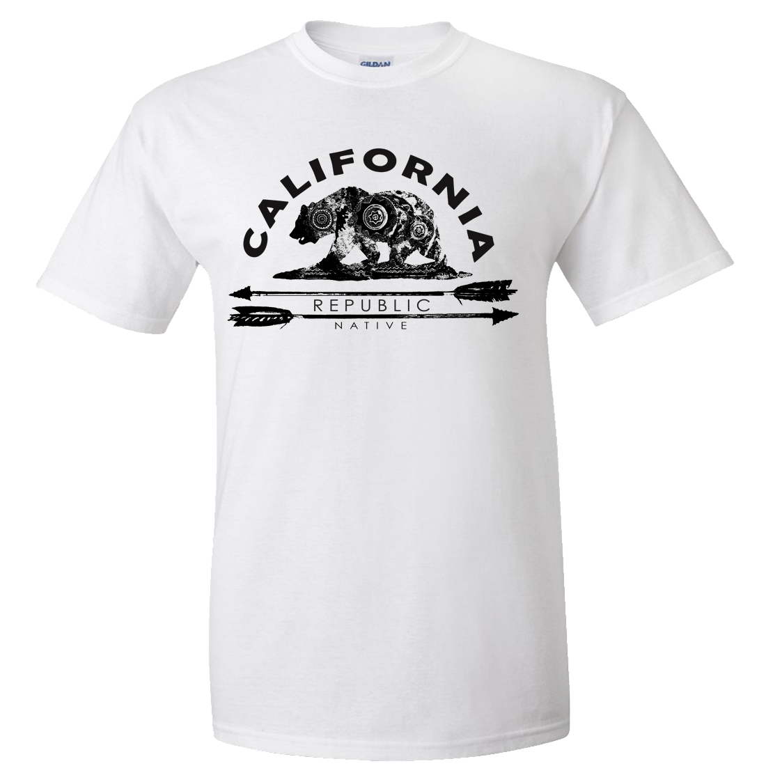 California Arrow Bear Asst Colors T-shirt/tee