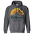 California Classic Sunrise Surfing Sweatshirt Hoodie