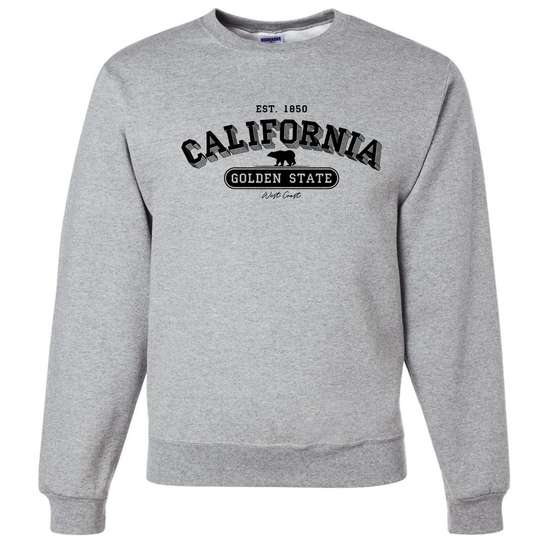 California Golden State 1850 Crewneck Sweatshirt