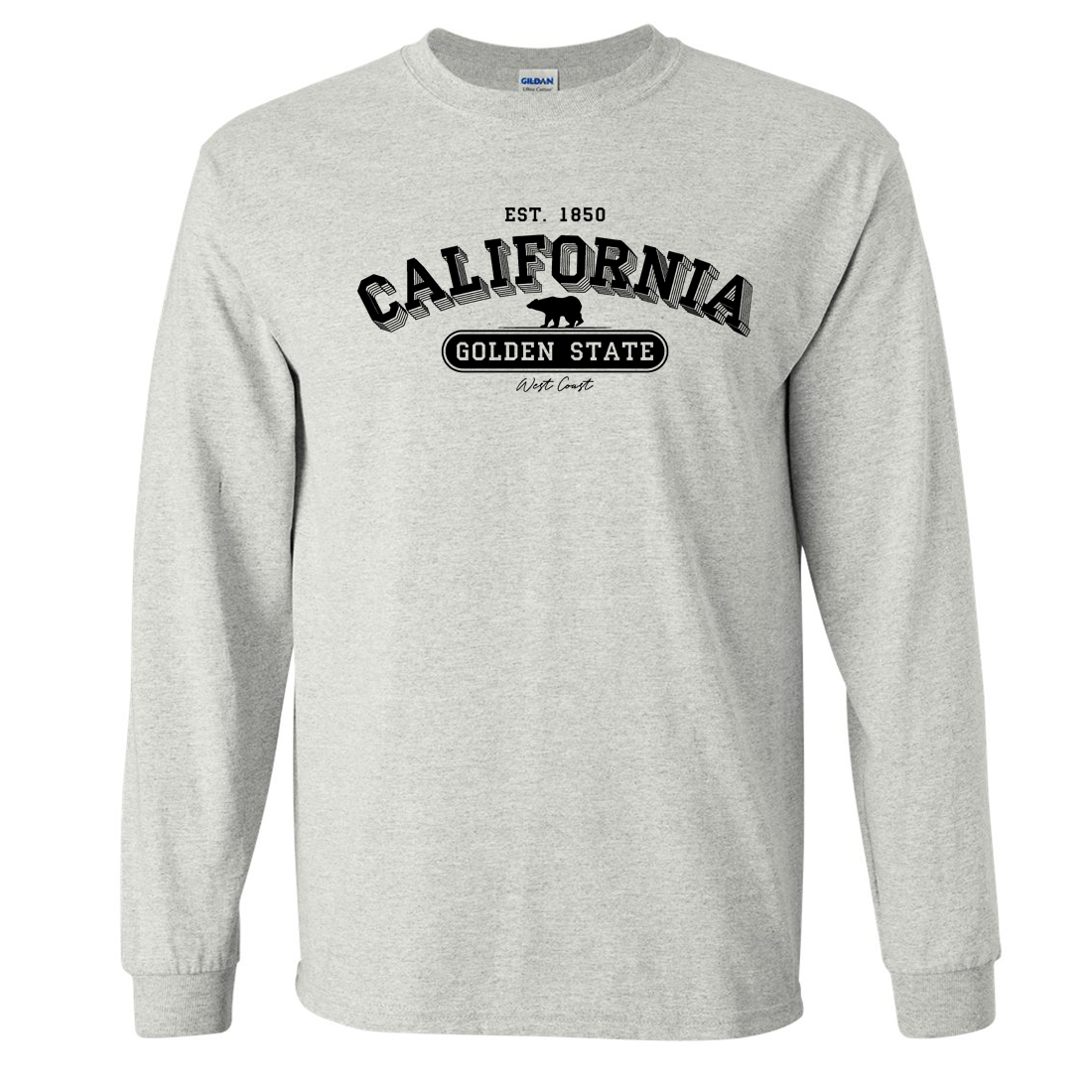 California Golden State 1850 Long Sleeve Shirt