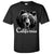 California Grizzly Bear Asst Colors T-shirt/tee
