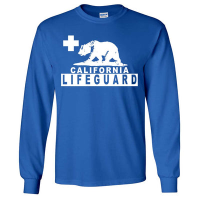 5ef69a5d839 California Lifeguard Long Sleeve Shirt - California Republic Clothes