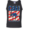 California Republic USA Flag Asst Colors Tank Top