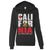 California Republic Vintage Retro Ladies Lt./Wt. Hoodie