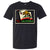 California Vintage State Flag Asst Colors Mens Lightweight Fitted T-Shirt/tee