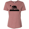 Fashion Bear Women's Relaxed Jersey Tee