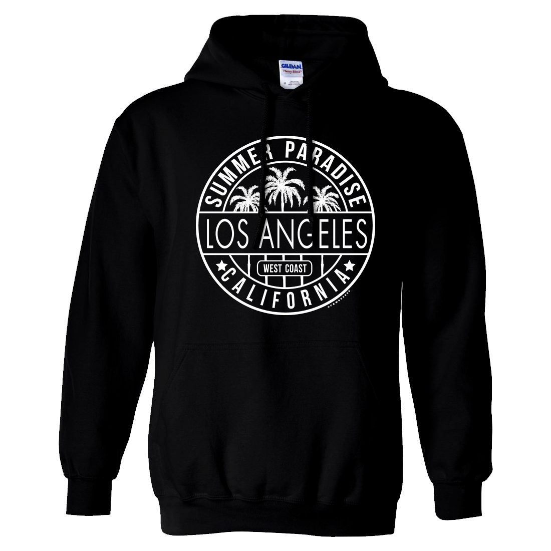Los Angeles California West Coast Sweatshirt Hoodie