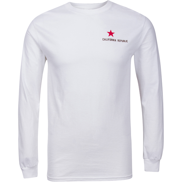 California State Flag Long Sleeve Shirt