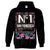 San Francisco No. 1 Paradise Found California Sweatshirt Hoodie