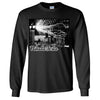 Tesla Coil Two Tone Long Sleeve Shirt